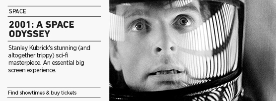 Banner: 2001: A Space Odyssey - 2013