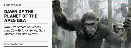 Apes Live Stream