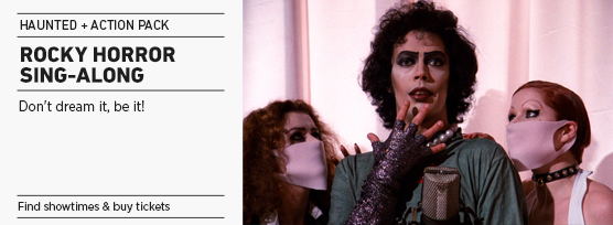 Banner: Action Pack ROCKY HORROR PICTURE SHOW - 2014 Upload