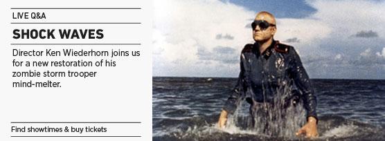 Banner: SHOCK WAVES (NY)