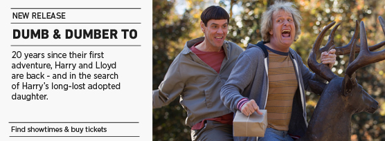 Banner: Dumb and Dumber To