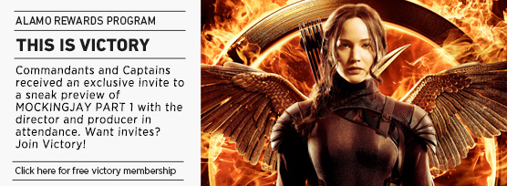 This Is Victory: Mockingjay