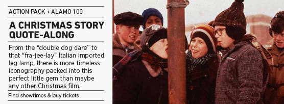 Banner: A CHRISTMAS STORY Quote-Along - 2014 upload
