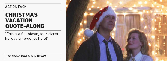 Banner: CHRISTMAS VACATION Quote-along - 2014 upload