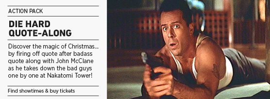 Banner: DIE HARD Quote-Along - 2014 upload