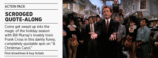 Banner: SCROOGED Quote-Along - 2014 upload