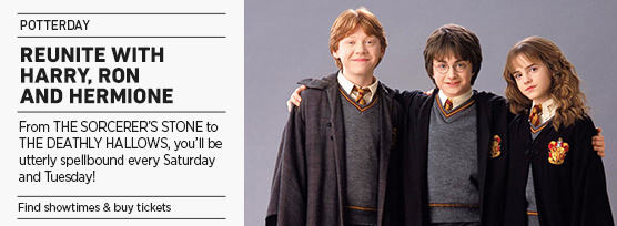 Banner: POTTERDAY
