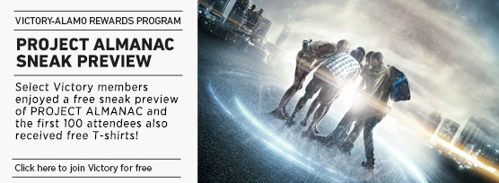 Banner: This is Victory - Project Almanac