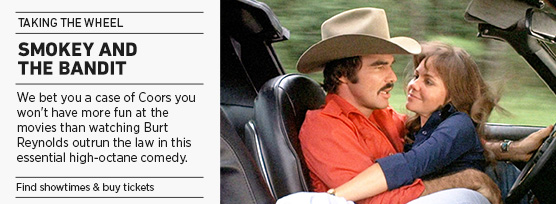 Banner: SMOKEY AND THE BANDIT - 2015 upload