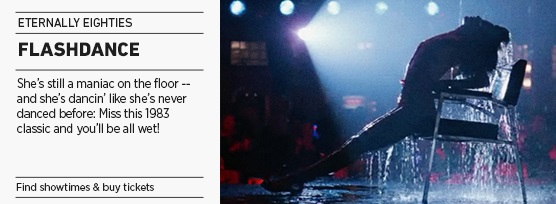 Banner: FLASHDANCE