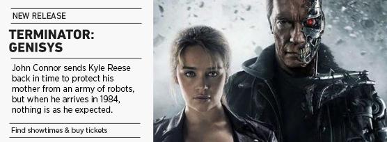 Banner: Terminator Genisys