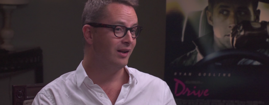 Video Interview: DRIVE's co-writer/director Nicolas Winding Refn