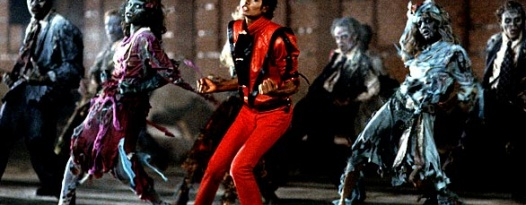 Grab your red leather jacket and glove, it's time for the Michael Jackson Sing-Along