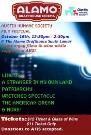Austin Humane Society Film Festival