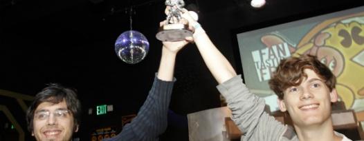 Fantastic Arcade Award Details