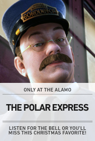poster: the polar express VA