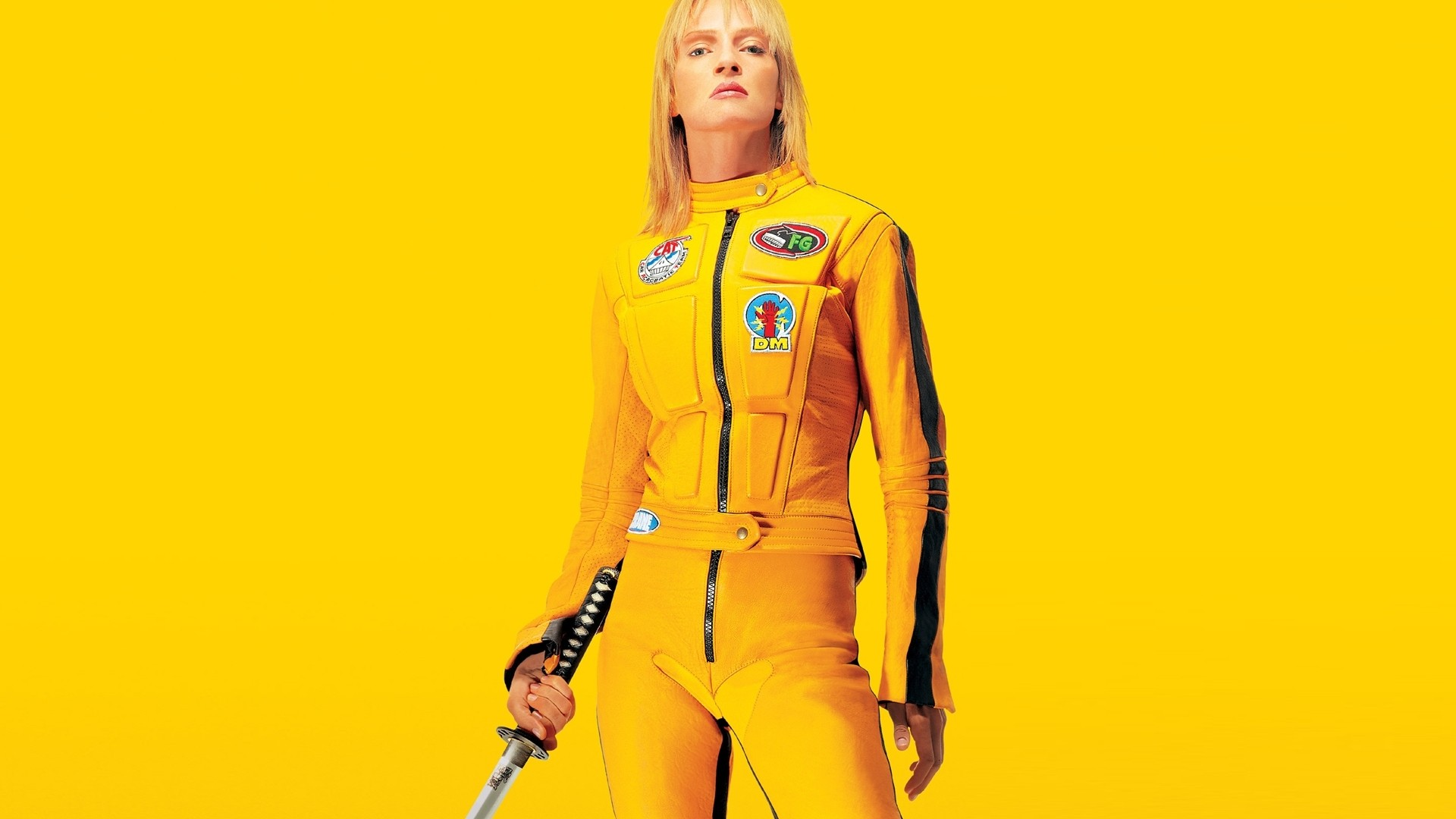 Kill Bill Vol 1 Original2 Pictures to pin on Pinterest Uma Thurman Lyrics