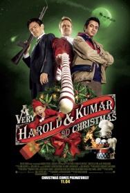 A VERY HAROLD & KUMAR CHRISTMAS 3D