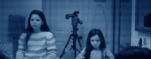 See PARANORMAL ACTIVITY 3 Tonight And Get A Free Appetizer!