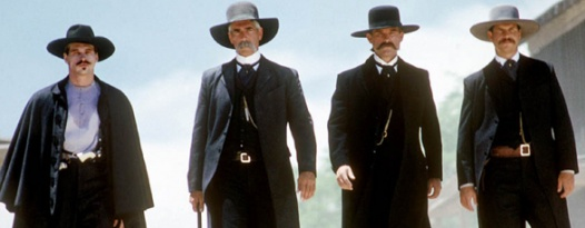 I'm your Huckleberry..Tombstone at Lake Creek!