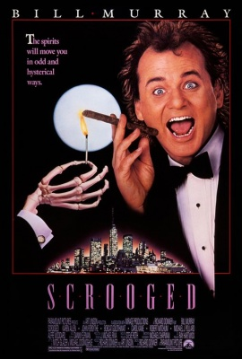 SCROOGED Quote-Along