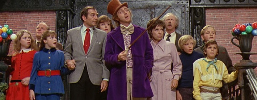 Join us for an Ultimate WILLY WONKA party this Monday with Mike Teevee & Veruca Salt in attendence!