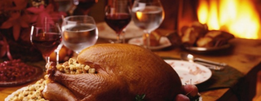 Celebrate Thanksgiving With A Turkey Dinner At The Alamo!