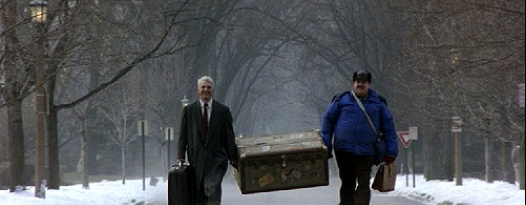 Spend Thanksgiving with the Alamo Drafthouse and PLANES, TRAINS AND AUTOMOBILES