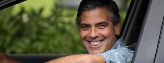 Spend Thanksgiving with George Clooney: THE DESCENDANTS opens Wednesday at South Lamar
