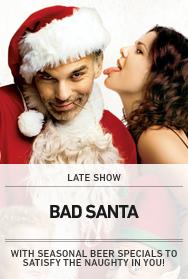 Poster: BAD SANTA