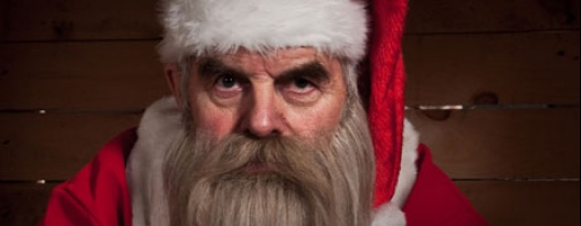 See RARE EXPORTS: A CHRISTMAS TALE and take your picture with a live, caged Santa Claus