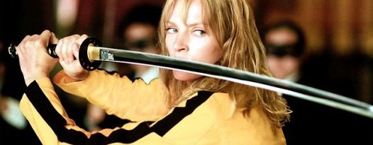 Get ready to wiggle your big toe at the KILL BILL double feature this December