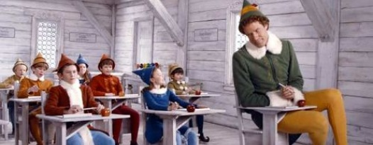 Listen up you cotton-headed ninny-muggins, the ELF Quote-Along returns to the Drafthouse this winter