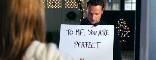 Christmas is all around at this December's screenings of LOVE ACTUALLY