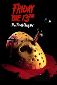 FRIDAY THE 13th TRIPLE FEATURE - THE TOMMY JARVIS TRILOGY