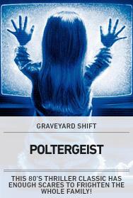 poster: poltergiest houston