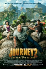 JOURNEY 2: THE MYSTERIOUS ISLAND 3D