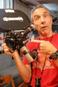 Lloyd Kaufman live! Featuring FATHER'S DAY and MR. BRICKS