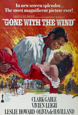 GONE WITH THE WIND Valentine's Day Feast