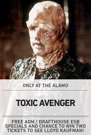 poster: toxic avenger