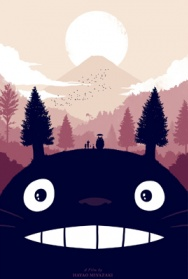 Miyazaki Madness: MY NEIGHBOR TOTORO