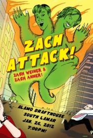 ZACH ATTACK!