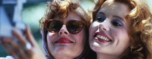 Take a plunge with your BFF at our February screenings of THELMA & LOUISE