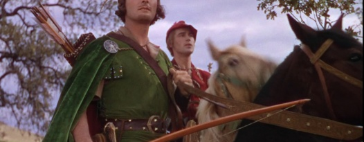 See the legend on the big screen with a free screening of THE ADVENTURES OF ROBIN HOOD