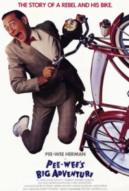 PEE WEE'S BIG ADVENTURE BIKE-IN ROADSHOW