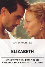 Poster: Afternoon Tea Elizabeth