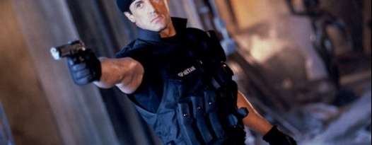 Miss out on DEMOLITION MAN and you'll regret it for the rest of your life ... both seconds of it