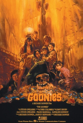 THE GOONIES MOVIE PARTY