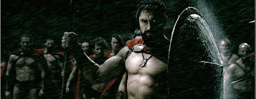 This is Sparta! Join us for a free Rolling Roadshow screening of 300 at Market Square Park
