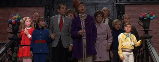 Watch Willy Wonka with Mike TeeVee and Veruca Salt Live in Person!